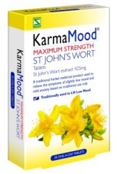 KarmaMood - MHRA registered herbal medicine from Schwabe Pharma